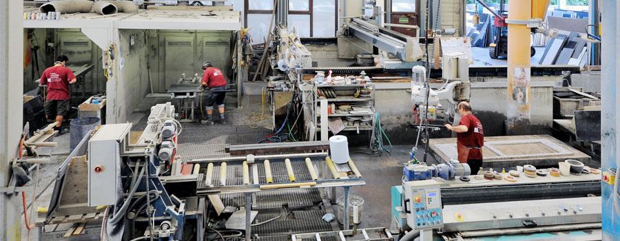 Natag AG | Produktion